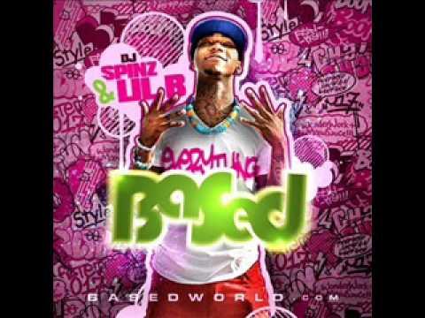 Lil B & DJ Spinz - Everything Based - 18 - T-Shirts Buddens