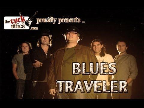 The Rock Office presents Blues Traveler!