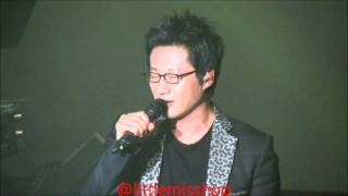 Park Shin Yang Concert Dec 2011  Part 1