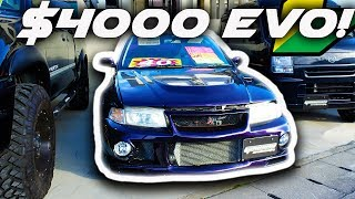 JDM Cars for Sale - Budget Evo 6, Skyline GTR, Chasers, Soarer, Altezza, Supra and more!