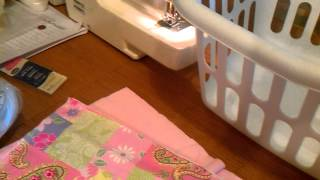 How To Make A Bassinet/ Part One