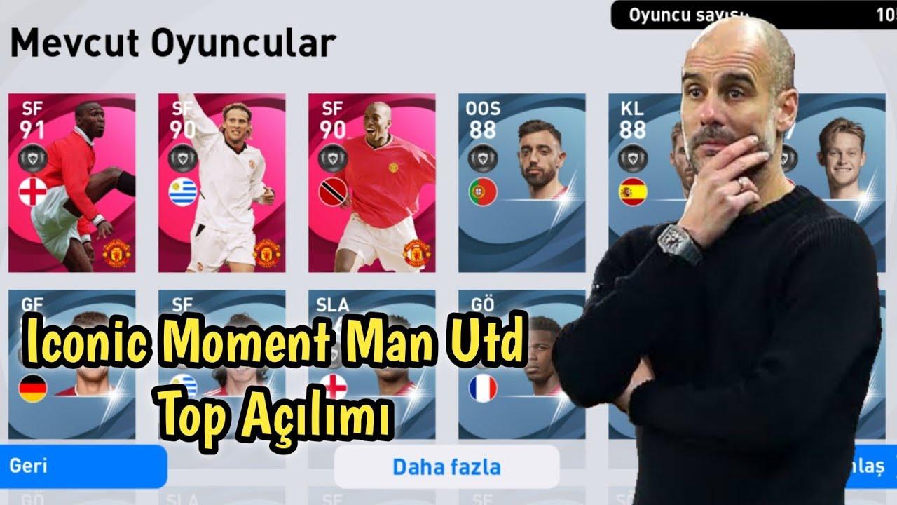 ARSENAL ICONLARI GELİYOR - eFootball PES 2021 MOBİLE TOP AÇILIMI