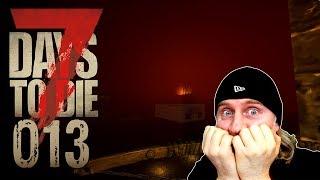 🔨 7 Days to Die [013] [Feralnacht - Zum Abschuss freigegeben] Let's Play Gameplay Deutsch German thumbnail