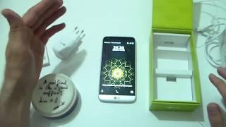 Modüler Telefon LG G5 Kutu Açılımı ve İnceleme