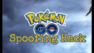 Pokemon Go Spoofing On Android with Joystick New Hack