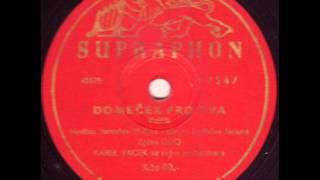 Ultraphon-Duo - Domeček pro dva 1947