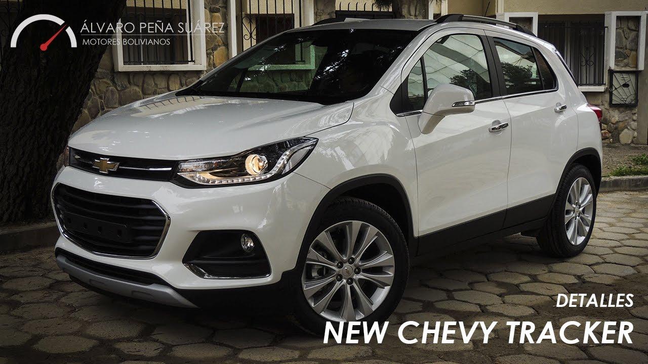 Download New Chevrolet Tracker manual-Detalles│La Paz-Bolivia│Álvaro Peña Suárez