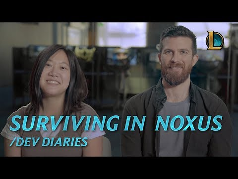 Surviving in Noxus | /dev diary - League of Legends