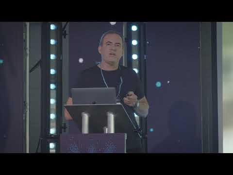 William Quigley - WAX - World Blockchain Forum