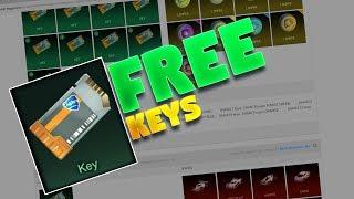 how to get free keys on rocket league 2017