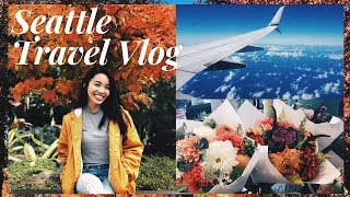 SEATTLE VLOG Part 1 | Exploring the City