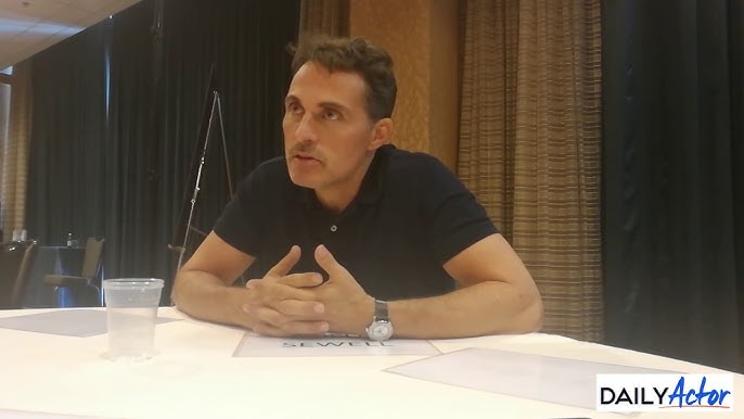 Interview The Man In High Castles Rufus Sewell