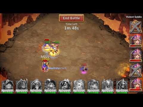 Violent Goblin - Castle Clash Labyrinth