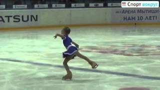 1 й день, «II этап Кубка Подмосковья» по фигурному катанию(, 2015-10-27T00:36:28.000Z)