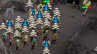 The Dark Bow Assassins! (Revenant Caves Tribe Event)