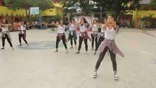 SMA 1 MEDAN ESKUL MODERN DANCE III