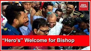 'Celebrity' Welcome For Rape Accused Bishop; Insult To Nun | People's Court