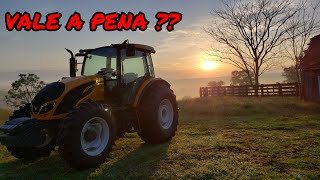 TRATOR BRUTO || VALTRA A-134 || REVIEW