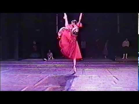 La Esmeralda ballet. Hermitage Theatre. Anna Sysoeva