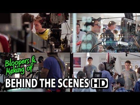 Star Trek Into Darkness (2013) Making of & Behind the Scenes (Part1/2)