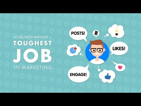 Social Media is the Toughest Job in Marketing - Social Media Minute