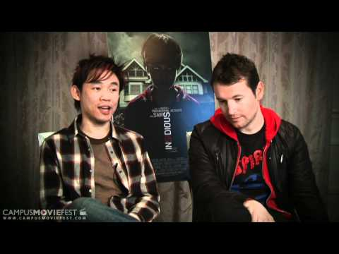 James Wan & Leigh Whannell - Breaking In
