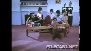 Little Indian Boy dances to Wop   Full Vine