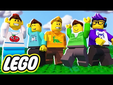 THE PALS ARE IN LEGO!?