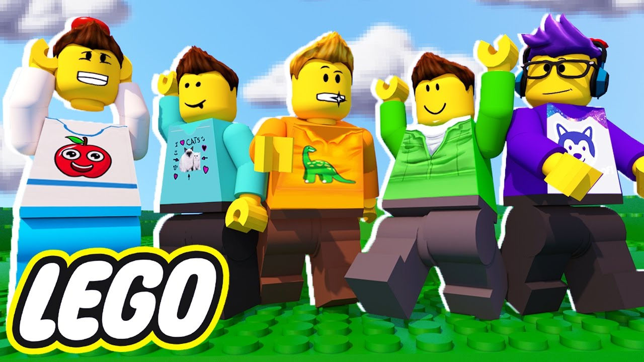 The Pals Are In Lego Youtube