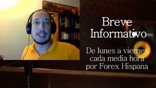 Breve Informativo - Noticias Forex del 29 de Junio 2017