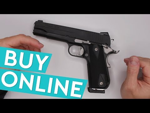 Best Place To Buy A Gun And How To Buy A Gun Online