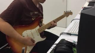 黄贯中   天与地 Guitar Cover