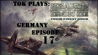 Tok plays HoI3 - Germany ep. 17 - Weserübung Süd
