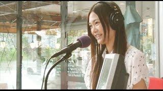 映画「今日子と修一の場合」に出演した、女優の小篠恵奈さんが、ラジオ...