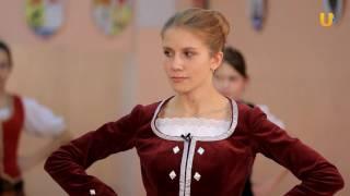 """Танцуй #195. Урок по шотландским танцам. Фестиваль """"Спасская башня"""""""