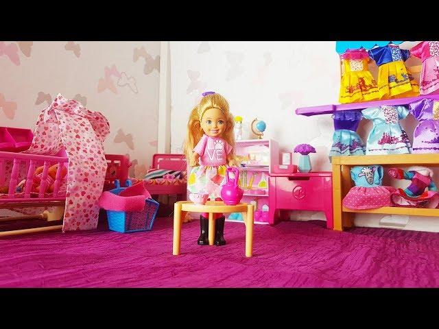 Rodzinka Barbie - Nowy pokój Kai  - bajki dla dzieci - Zaplątani