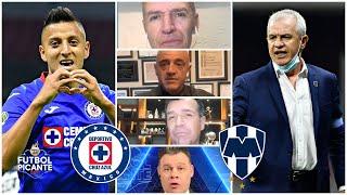 ANÁLISIS En medio de polémicas, CRUZ AZUL logra su noveno triunfo ante RAYADOS | Futbol Picante