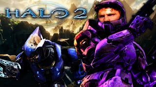 Baby I can see it's Maylo, let's play some Halo games! (Halo 2 complete playthrough)
