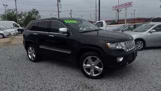 2012 Jeep Grand Cherokee Overland Summit #2295a