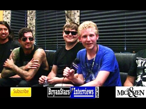 Of Mice & Men Interview #4 Austin Carlile UNCUT 2016