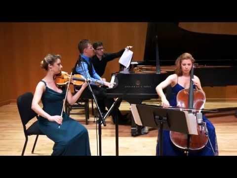 The Clock-Trees: Piano, Cello + Violin - Futuristic music for interstellar space travel