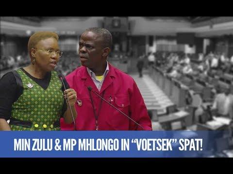 Min Zulu & MP Mhlongo in