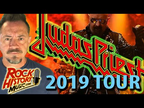 JUDAS PRIEST ANNOUNCE 2019 NORTH AMERICAN TOUR Mp3