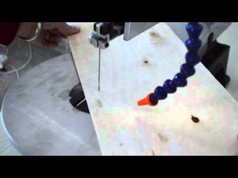 Woodworking DIY Electric Curve Saws Scroll 220V #202106