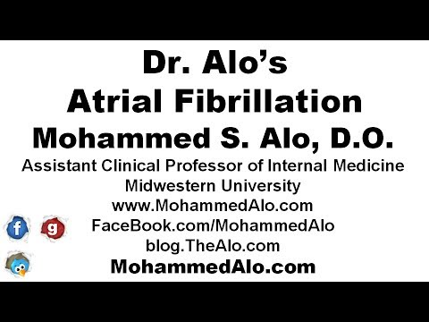 Atrial Fibrillation: Symptoms Treatment Medications