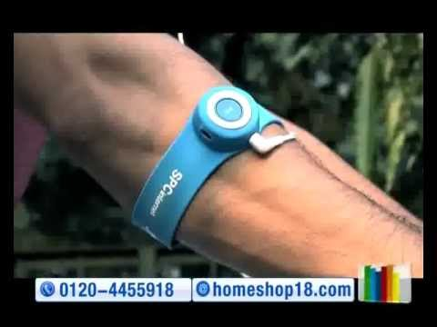 HomeShop18.com - 4GB Sports MP3 Player by SPC
