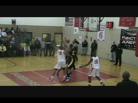 CapitolHoops.Com Basketball Highlgihts Lake Clifton vs Walbrook 2/17/09
