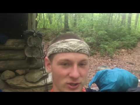 Appalachian Trail thru hike: Stony Point, NY to Great Barrington, MA