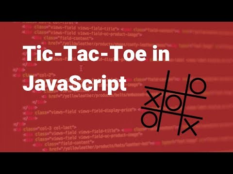 How To Code Tic-Tac-Toe Game In Javascript