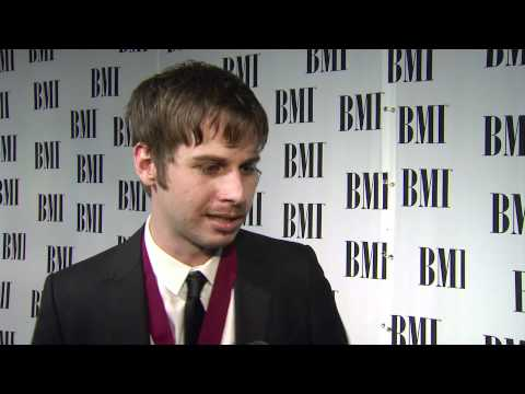 Mark Foster of Foster the People Interview - The 2012 BMI Pop Awards